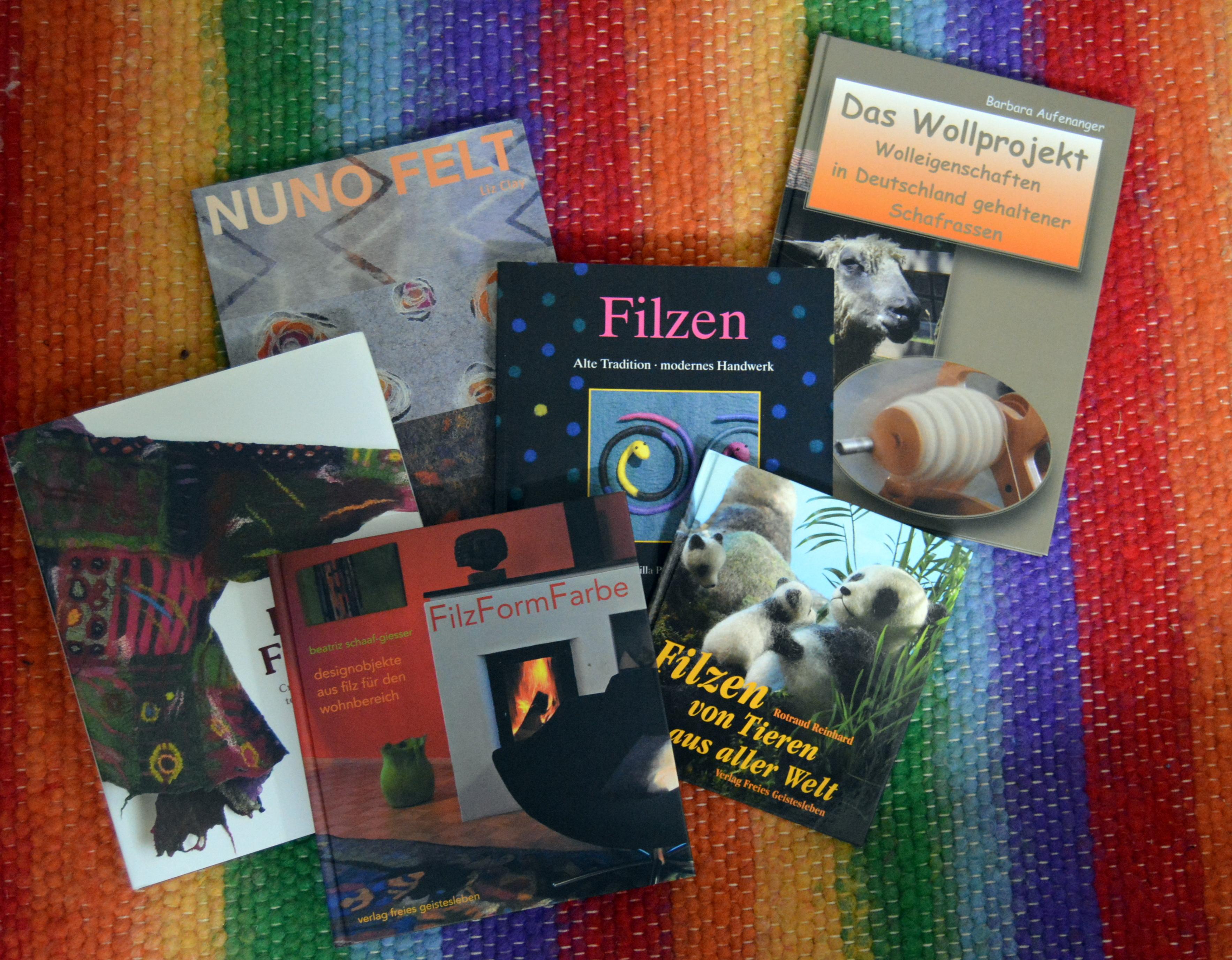 Filz – Bücher und mehr – Filz-Netzwerk e.V.