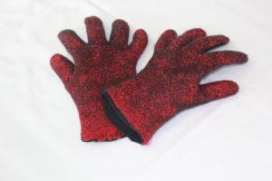 Ohne Nähmaschineferigensie sich ihr individuelles Paar Handschuhe an.Ob mit oder ohne Muster,dass bestimmt ihre Kreativität